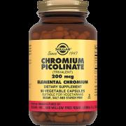 Капсулы Chromium Picolinate Пиколинат Хрома №90