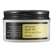 Крем Advanced Snail 92 All In One Cream Многофункциональный  для Лица с 92% Муцина Улитки, 100 мл