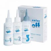 Эмульсия Color Off для Удаления Краски с Волос, 3*120 мл