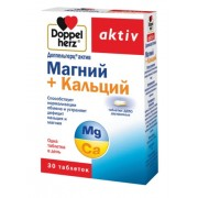 Магний+Кальций Aktiv ДЕПО, таб. №30