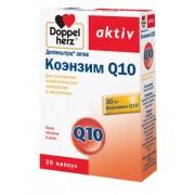 Бад Aktiv Коэнзим Q10, капс. №30