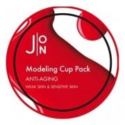 Маска Anti-Aging Modeling Pack Антивозрастная Альгинатная с Экстрактом Женьшеня, 18г