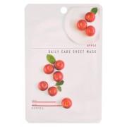 Маска Apple Daily Care Sheet Mask Тканевая для Лица с Экстрактом Яблока, 22г