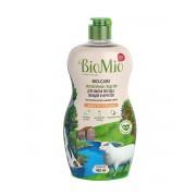 Средство Bio-Care для Мытья Посуды, Овощейи Фруктов с Эфирным Маслом Мандарина, 450 мл