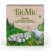 Таблетки Bio-Total для Посудомоечной Машины с Маслом Эвкалипта, 30 шт