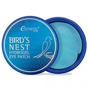 Патчи Bird's Nest Hydrogel Eye Patch Гидрогелевые для Глаз Ласточкино Гнездо