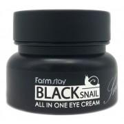 Крем для Глаз с Муцином Черной Улитки Black Snail All In One Eye Cream, 50 мл