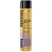 Шампунь Bright Blonde Shampoo Корректирующий Сияющий Блонд без Сульфатов, 300 мл