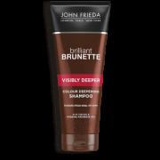 Шампунь для Создания Насыщенного Оттенка Темных Волос Brilliant Brunette, 250 мл