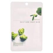 Маска Broccoli Daily Care Sheet Mask Тканевая для Лица с Экстрактом Брокколи, 22г