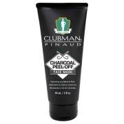 Маска Clubman Charcoal Peel-Off Face Mask Очищающая Черная для Лица на Основе Угля, 90 мл