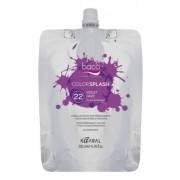 Краситель Colorsplash Полуперманентный 22 Фиолетовый, 200 мл
