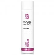 Шампунь Double Action Hair Repair Shampoo восстанавливающий, 250 мл