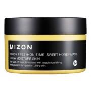 Маска Enjoy Fresh On-Time Sweet Honey Mask Медовая для Сухой Кожи, 100 мл