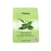 Маска Face Care Тканевая для Лица Антиоксидантная с Экстрактом Зеленого Чая, 25г