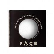 Тени Face The Colors для Век Цвет 009 Белый Матовый, 1,7г