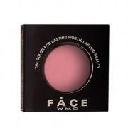 Тени Face The Colors для Век 013 Приглушонный Розовый Матовый, 1,7г