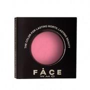 Тени Face The Colors для Век Цвет 014 Ягодно-Розовый Матовый, 1,7г