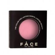 Тени Face The Colors для Век Цвет 015 Приглушенный Розовый Перламутровый, 1,7г