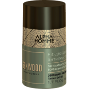 Дезодорант Fit Otium Forest Genwood & Alpha Homme Антиперспирант Genwood, 50 мл