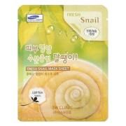 Маска Fresh Snail Mask Sheet Тканевая для Лица с Улиточным Муцином, 23 мл