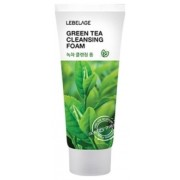 Пенка Green Tea Cleansing Foam для Умывания с Экстрактом Зеленого Чая, 100 мл
