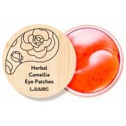 Гидрогелевые Патчи с Экстрактом Камелии Herbal Camellia Hydrogel Eye Patches, 60 шт