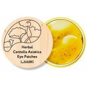 Гидрогелевые Патчи с Экстрактом Центеллы Herbal Centella Asiatica Hydrogel Eye Patches, 60 шт
