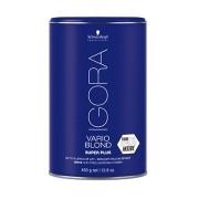 Порошок Igora Vario Blond Super Plus Осветляющий для Волос, 450гр