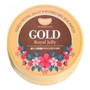 Патчи Jewel Eye Patch Гидрогелевые для Области вокруг Глаз с Коллоидным Золотом и Пчелиным Маточным Молочком, 60 шт