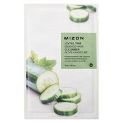 Маска Joyful Time Essence Mask Cucumber Тканевая для Лица с Экстрактом Огурца, 23г