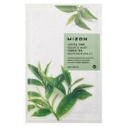 Маска Joyful Time Essence Mask Green Tea Тканевая для Лица с Экстрактом Зелёного Чая, 23г