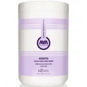 Кондиционер Keratin Color Care Conditioner Кератиновый для Восстановления Окрашенных и Химически Обработанных Волос, 1000 мл