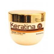 Маска Keratina Кератиновая Интенсивно Восстанавливающая для Поврежденных и Хрупких Волос, 250 мл