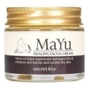 Крем MaYu Healing Facial Cream для Лица с Лошадиным Жиром, 70г