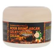 Крем Milky Piggy Aqua Rising Argan Gelato Steam Cream Паровой Увлажняющий с Маслом Арганы, 100г