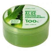 Гель Moisture Aloe Purity 100% Soothing Gel Увлажняющий Успокаивающий  с Экстрактом Алоэ, 300 мл