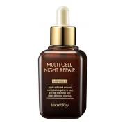 Сыворотка Multi Cell Night Repair Ampoule Восстанавливающая Ночная с Фитостволовыми Клетками, 50 мл
