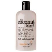 Гель My Coconut Island Bath & Shower Gel для Душа Кокосовый Рай, 500 мл