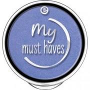 Тени для Век My Must Haves Eyeshadow Eyeshadow, тон 22 Синий с Блеском