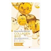 Маска Natural Moisture Mask Pack Collagen Тканевая с Коллагеном, 22 мл