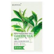 Маска Тканевая с Экстрактом Зеленого Чая Natural Moisture Mask Pack Green Tea, 22 мл