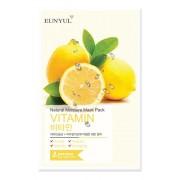 Маска Natural Moisture Mask Pack Vitamin Тканевая с Витаминами, 22 мл