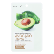 Маска Тканевая с Экстрактом Авокадо Natural Mosture Mask Pack Avocado, 22 мл