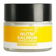 Крем Nutri Salmon Ampule Cream Ампульный Питательный с Маслом Лосося, 70 мл