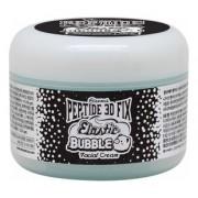 Крем Peptide 3D Fix Elastic Bubble Facial Cream Пептидный Кислородный, 100г