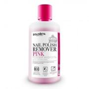 Жидкость Pink  для Снятия Лака Розовая, 500 мл