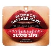 Сыворотка Plump Lip Capsule Mask Pouch для Увеличения Объема Губ, 7 капсул