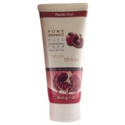 Очищающая Пенка с Экстрактом Граната Pome Granate Pure Cleansing Foam, 180 мл