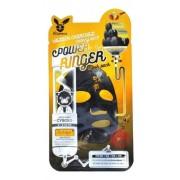 Маска Power Ringer Mask Pack Black Charcoal Honey Deep Тканевая c Древесным Углем и Медом, 23 мл